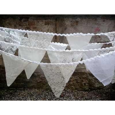 Banderines De Tela Para Casamientos - $ 120,00 en MercadoLibre