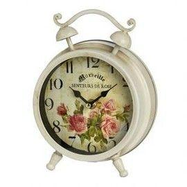 """ceas de masa retro """"Trandafir"""""""
