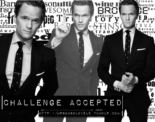 Challenge Accepted: Barney Stinson: Mothers, Challenges Accepted, Movie Tv