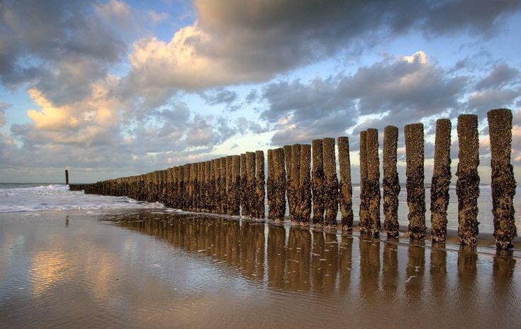 Paalhoofd ... | Zeeland op foto