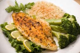 Healthy fish recipes - Tempting and healthy additions to your menu: Lemon Butter, Brown Rice, Cilantro Limes, Dinners Recipes, Fish Dinners, Healthy Eating, Healthy Fish Recipes, Healthy Addition, Tilapia Recipes