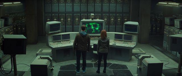 Arnim Zola, Steve Rogers, Natasha Romanoff || Captain America: The Winter Soldier || 640px × 267px || #screencap