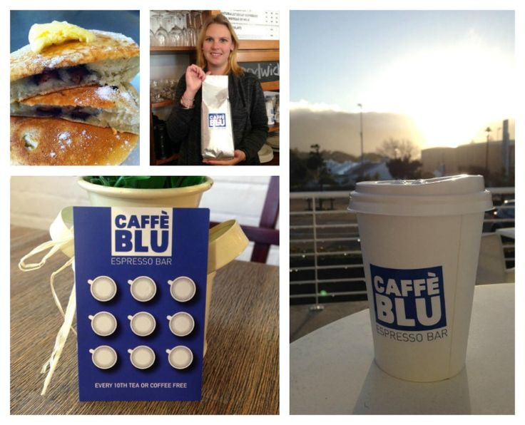 Special offer - Caffe Blue. Free coffee with any new menu item Date: 17 July Address: Old Station Building, Mitchell Street, Hermanus