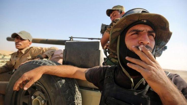 Mosul Iraq battle: Shia militias aim to take Tal Afar - BBC News