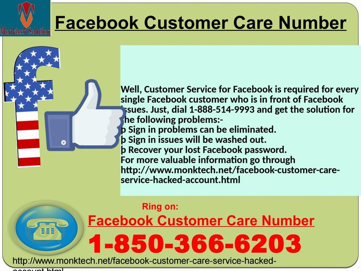 """Is Facebook Customer Care team really the best service provider? Check at 1-850-366-6203  """"If you are encountering any Facebook issue then you should go for the Facebook Customer Care which will be provided by the certified experts in the following manner after calling at 1-850-366-6203:- • Want to change your account password. • Chat sessions are available for you. • Want to log in using your profile picture For getting more advance knowledge about our Services go through…"""