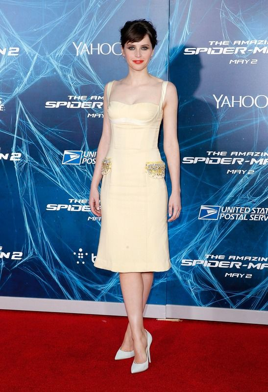 20 Felicity Jones Red Carpet Moments That Prove She's Got Serious Style — PHOTO