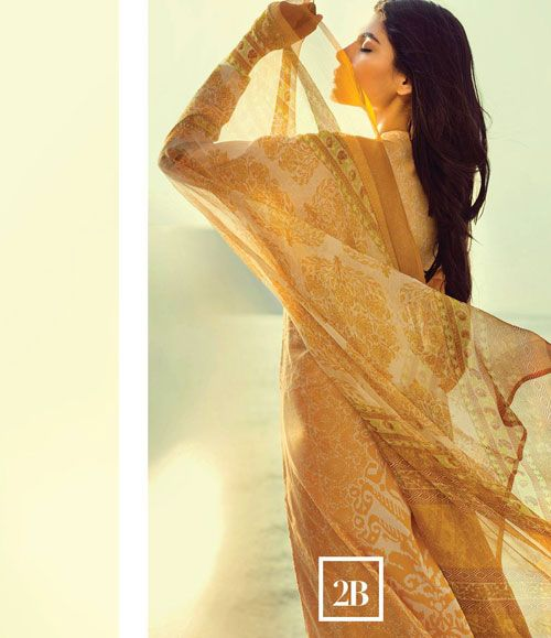 Sana Safinaz Sprig Summer Collection SS_2B