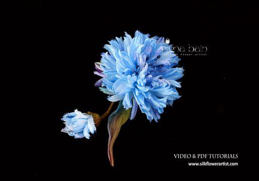 163 best French Flower Making images on Pinterest | Silk ...