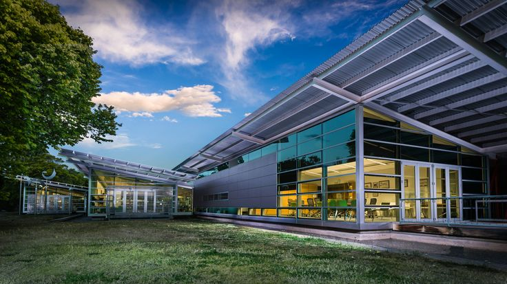 South chirstchurch Library | Architectural Photography | Nico Babot