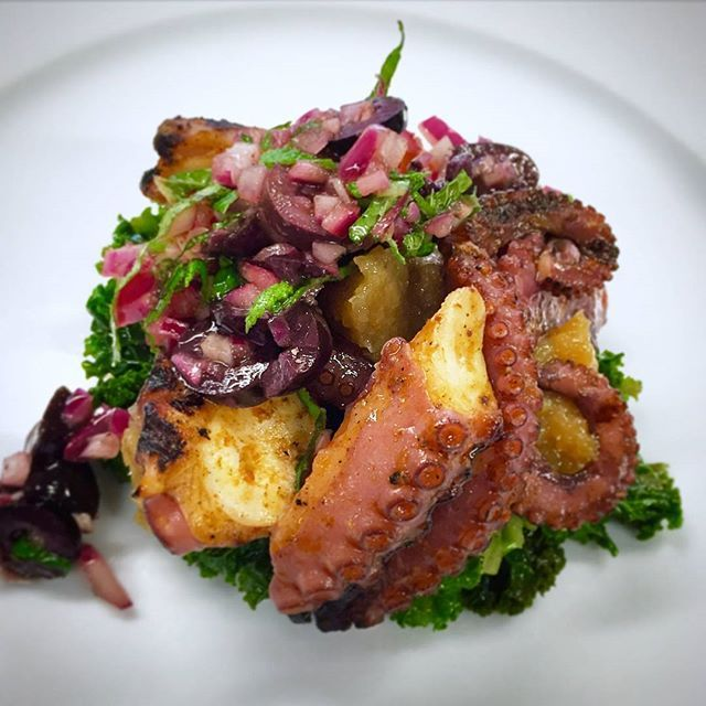 how to make octopus tender