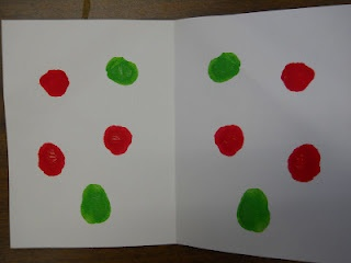 Doubles Splat. Fold a paper in half and paint 5 dots and then push the paper together to make 10 dots. 5+5 =10