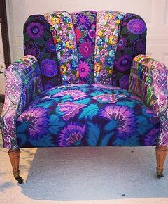 Folk Project Home Decor & Accessories | Marina Bohemian Chic Chair  www.folk-project.com