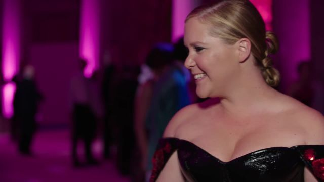 Amy Schumer on Getting Donuts After the Met Gala