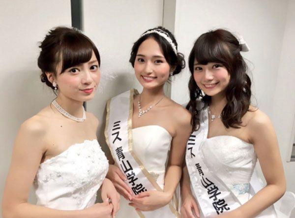青山学院のミスコンが全員可愛くてレベル高すぎ!チュートリアル徳井も「将来はモデル、アミューズ、サマンサタバサ」と絶賛 - AOLニュース