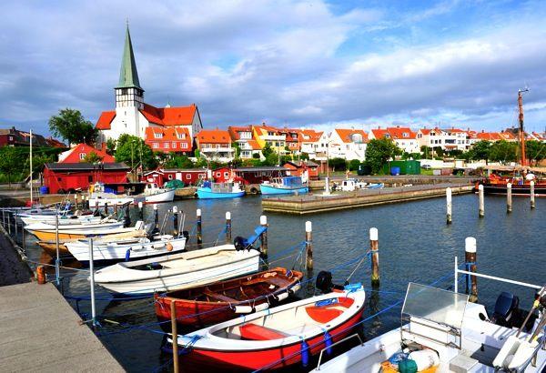 Bornholm Island Denmark