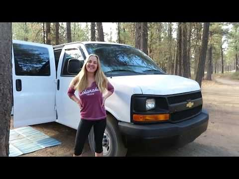 Youtube With Images Chevy Express Van Life Express Cargo