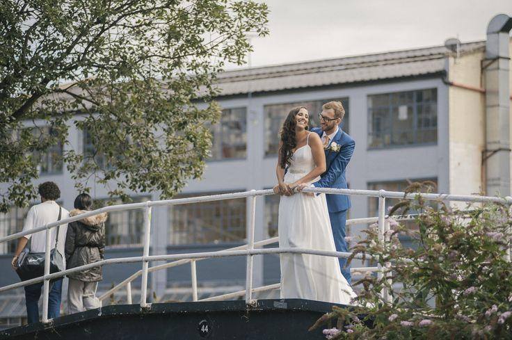 On the bridge // Destination wedding photography by bottega53
