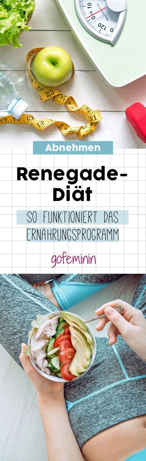 Weniger Körperfett, mehr Muskelmasse: Was steckt hinter der Renegade-Diät? #diät #renegadediät #renegade #abnehmen #gewicht #kalorien #fit #gesundheit #ernährung