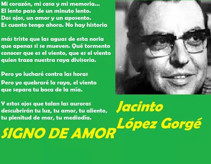 Jacinto López Gorgé (Alicante, España)