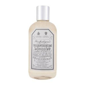 Penhaligon's Blenheim Bouquet Shower Gel - 300ml/10oz by Penhaligon's. $51.10. An aromatic invigorating body wash Tenderly & comfortably cleanses skin Nicely fragranced with subtle citrus woody musk & pine Leaves skin clean & fresh Definitely a treat for bodyProduct Line: Blenheim BouquetProduct Size: 300ml/10oz