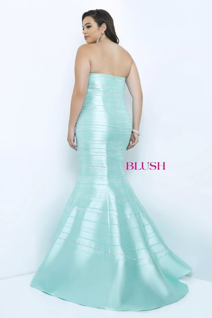 40 best Blush Prom Plus Size Dresses images on Pinterest