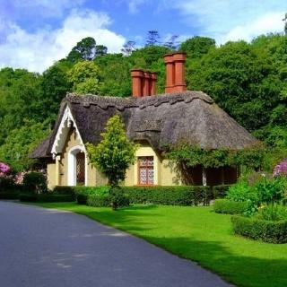 57 Best Irish Cottages Images On Pinterest