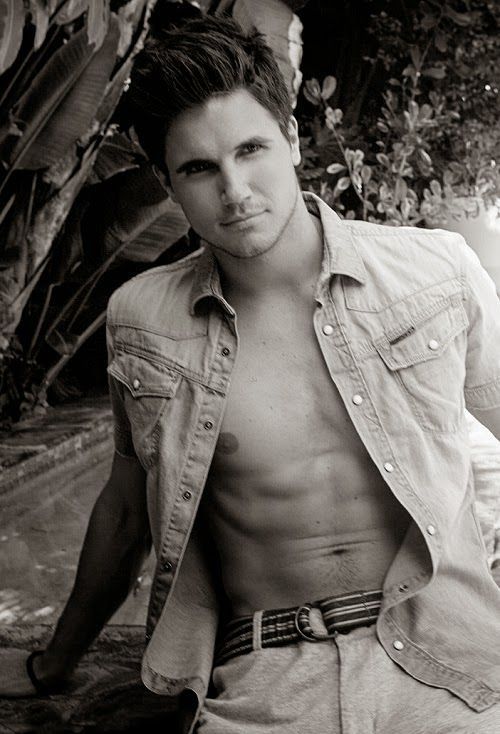 Robbie Amell. yes i will take him to go