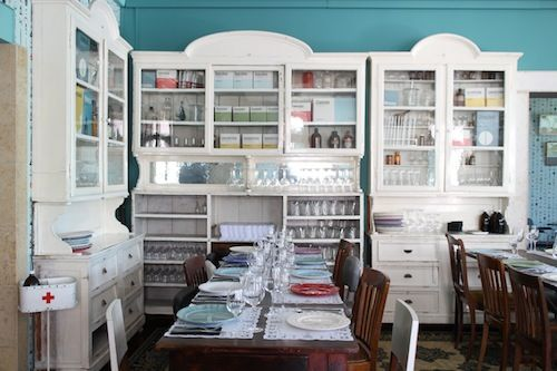Restaurante Pharmacia Lisbon by Petite Passport