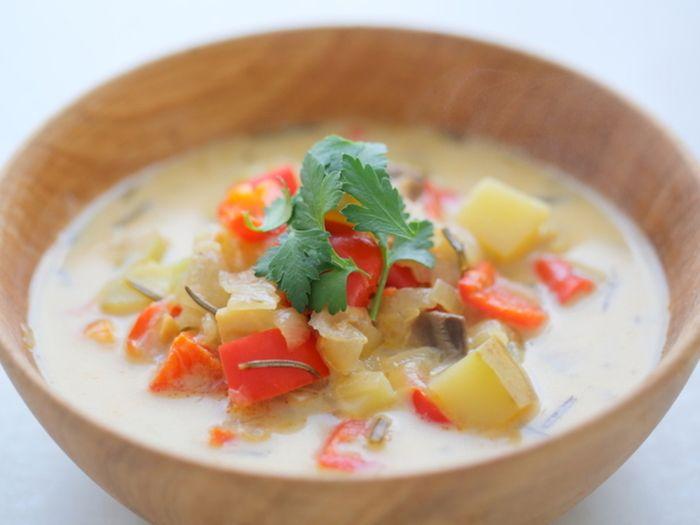 寒くなったら作りたくなるスープのレシピ集