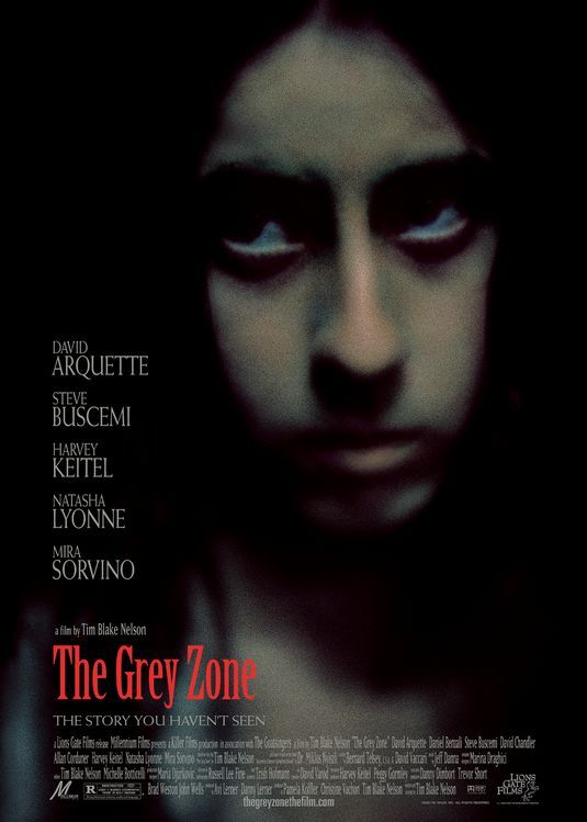 The Grey Zone. Premiered 18 October 2002
