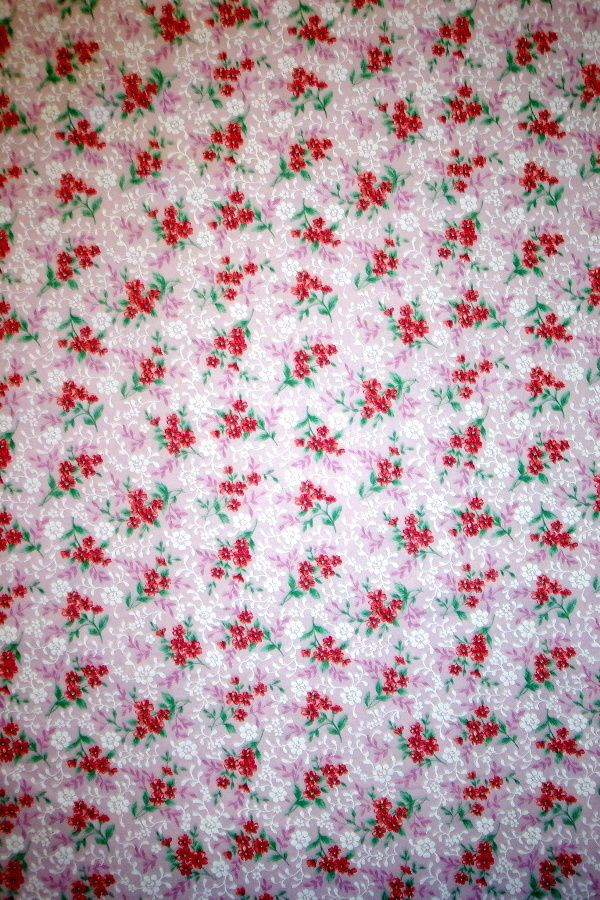 PINK FLOWER CLUSTERS- PADDED COVER FOR 12X42 WALL CABINET IRONING BOARD #CUSTOMMADEIRONINGBOARDCOVER