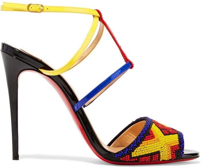 Christian Louboutin - By Savio Fashion Luxury Shoes Sale Price $995.00 #Christianlouboutin #bysavio #luxury #designer #shoes