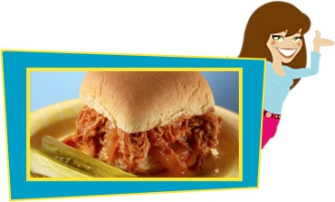 'Cue the Pulled Pork Recipe | Comfortably Yum! | Hungry Girl TV Show