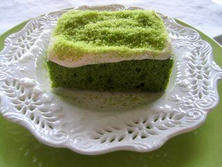 Ispanakli Kek (Turkish Spinach Cake)