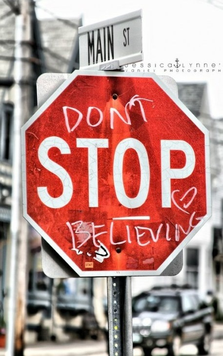 don't stop believing..until someone tells you there is no hope..keep believing they will be home..they will be found.