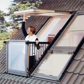 balkong takfönster - Google Search