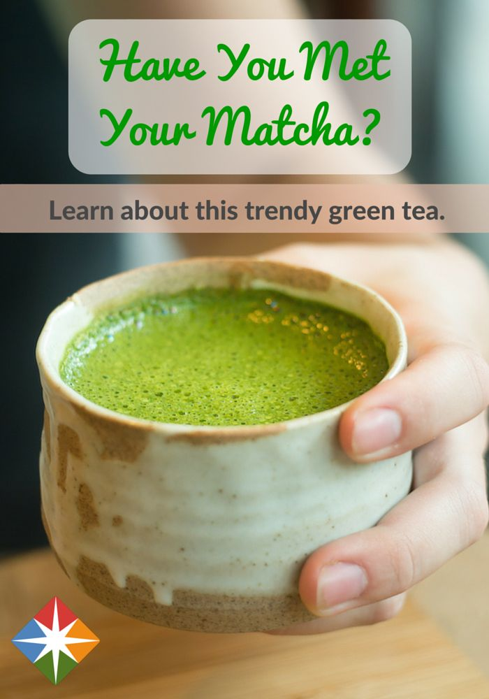What is matcha and should you be drinking it? This healthy tea drink has been around for centuries and has many nutritional benefits. What are they? Find out--plus snag some yummy recipes!