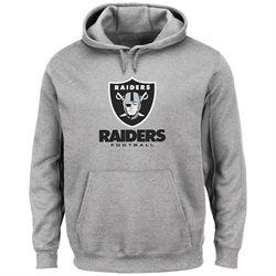 Majestic Oakland Raiders Men's Hoodie