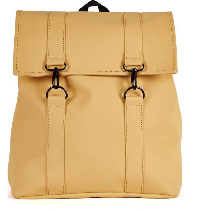 RAINS Waterproof Messenger Bag | Khaki