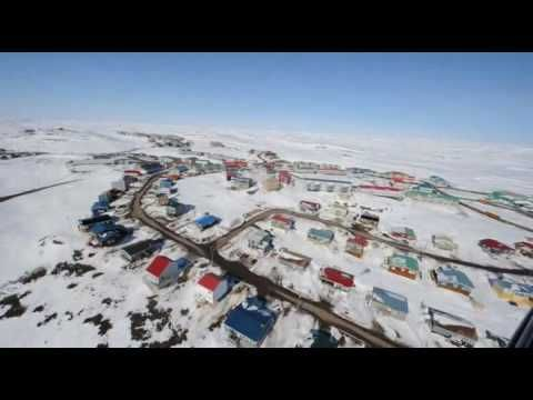 Iqaluit Helicopter Tour
