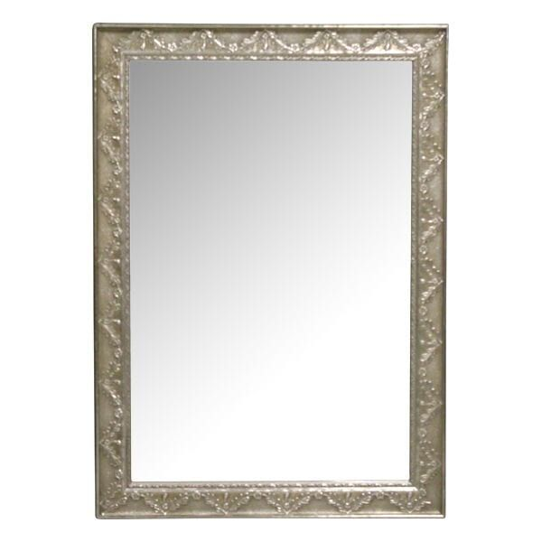Best 25 Silver Framed Mirror Ideas On Pinterest Silver