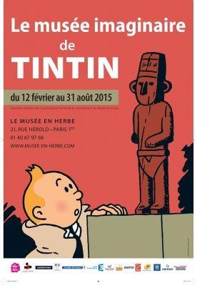 Le Musée imaginaire de Tintin au Musée en Herbe