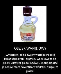 Olejek waniliowy