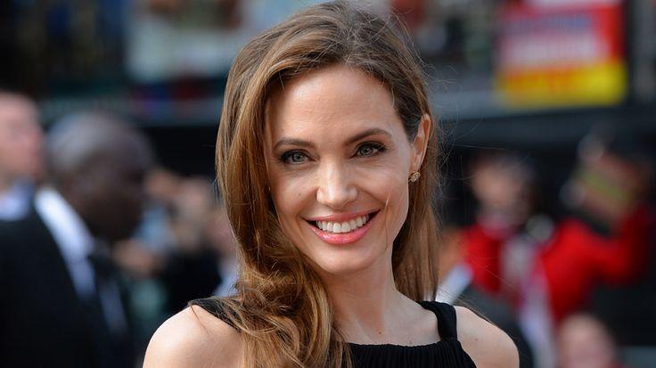 Angelina Jolie, la rebelle glamour