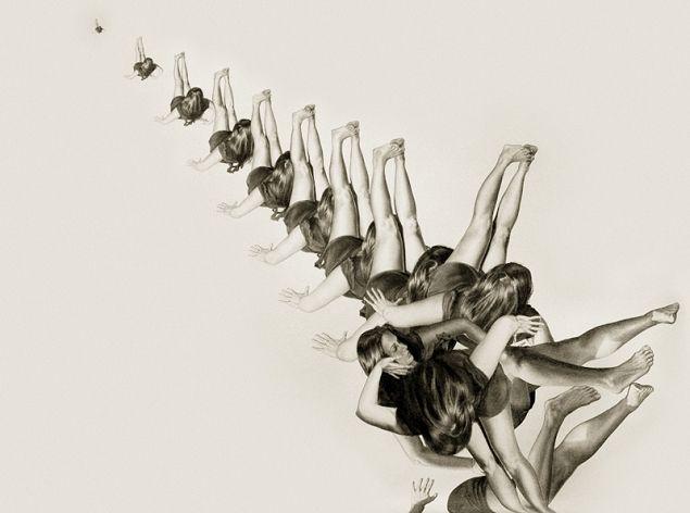 Les corps en mouvement de Leah Yerpe Photo