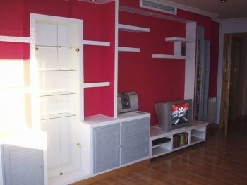 Muebles de pladur - Decoracion con muebles antiguos ...