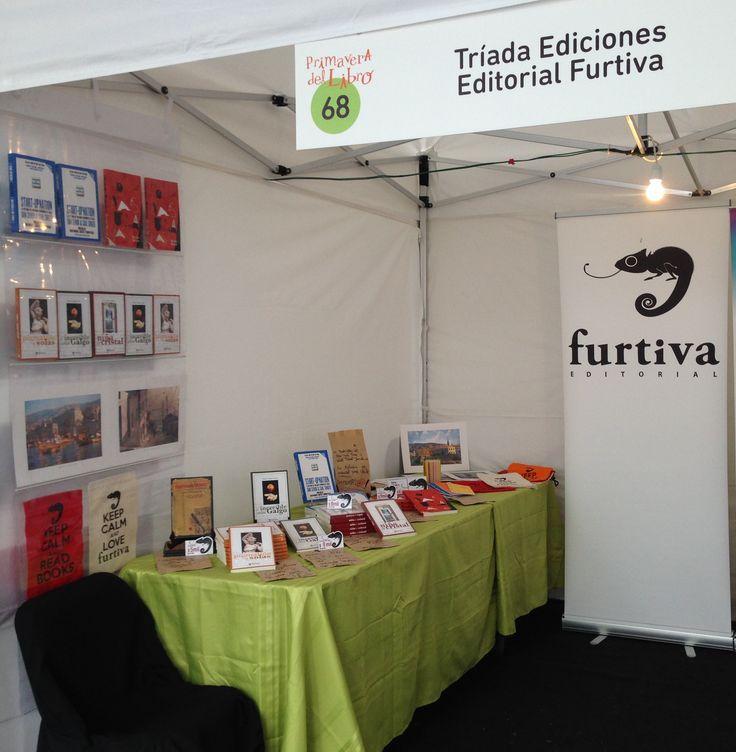 Primavera de Libro 2015 - Parque Bustamante.