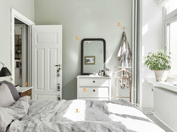 Shop the look: vintage stijl slaapkamer - Roomed   roomed.nl