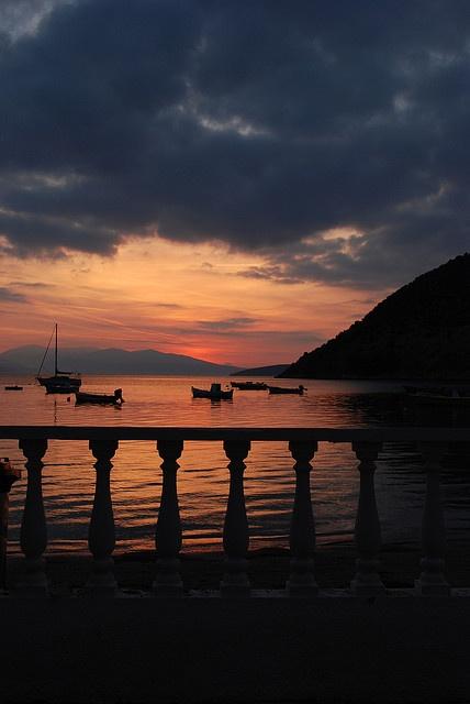 Serene Sunrise - Tolo, Greece by Janicskovsky, via Flickr