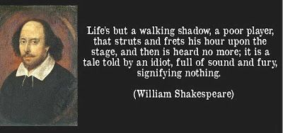 Was he saying this about one of his contemporaries? :-D